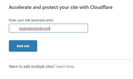 How To Add HTTPS To Your Site - Cloudflare